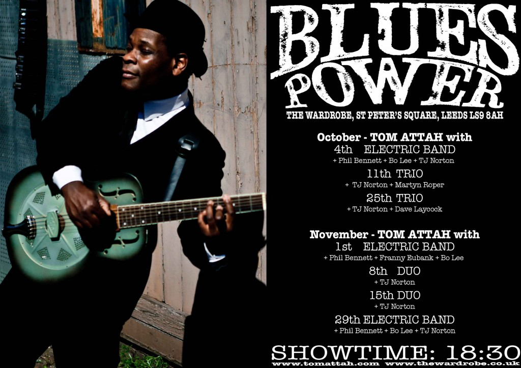 blues power 2013